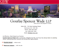 Gourlay Spencer Wade LLP
