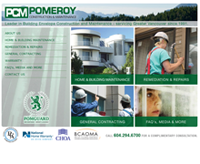 Pomeroy Construction and Maintenance